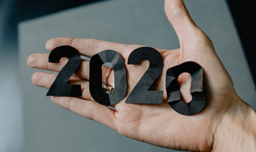 2020: A year that catapulted me into the future, again