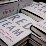 Red Team: How to Succeed by thinking like the enemy by Micah Zenko