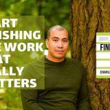 start with finishing